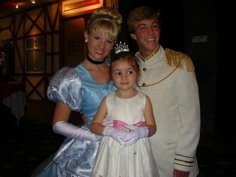 Princess Festival 2009 Cinderella