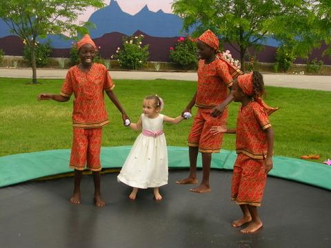 Princess Festival 2009 tramp