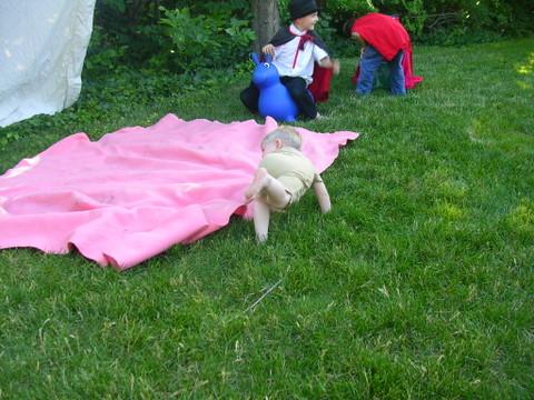 Backyard Circus 2009 wimmy