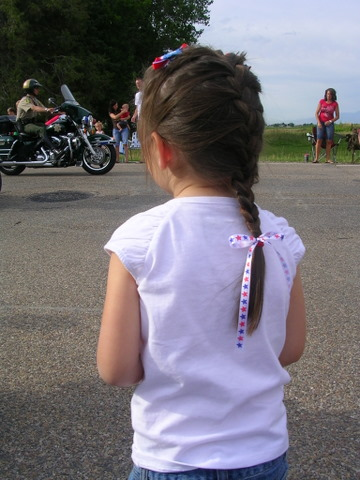 July 4 2009 parade ella's back