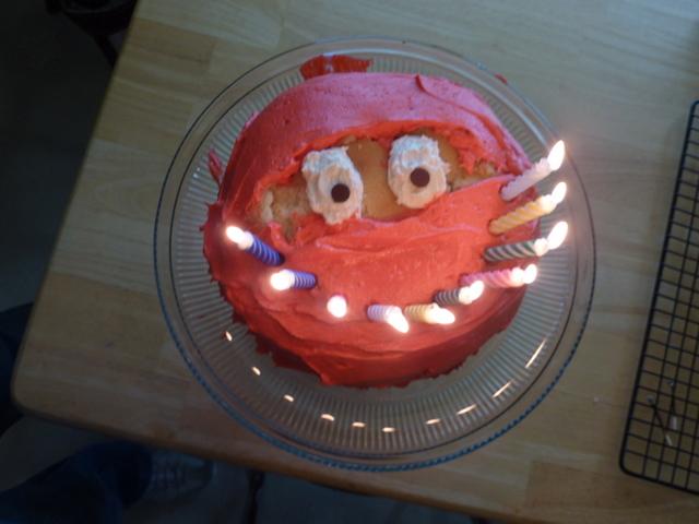 Candles This Ninja