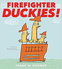 firefighter duckies