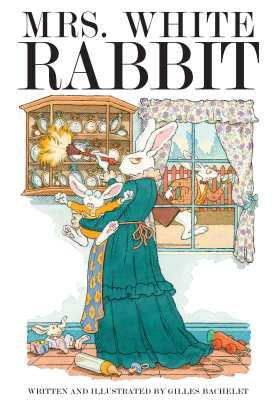 mrs white rabbit