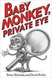baby monkey private eye