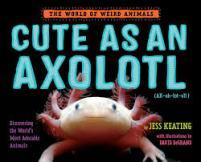 cute as an axolotl