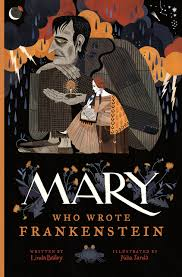 mary who wrote frankenstien