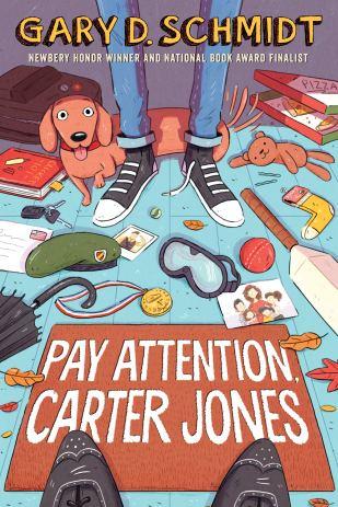 pay attention carter jones