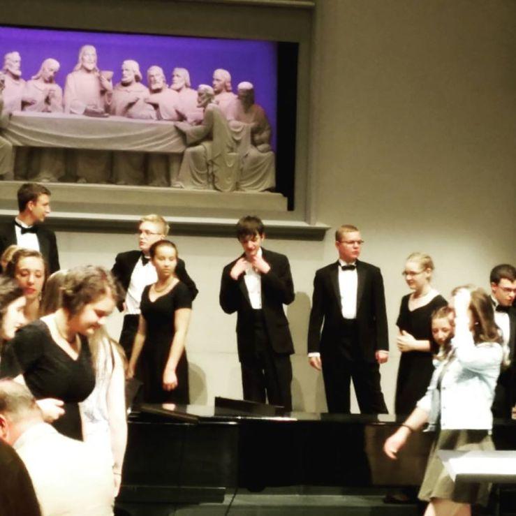 2017.06.03 choir 2