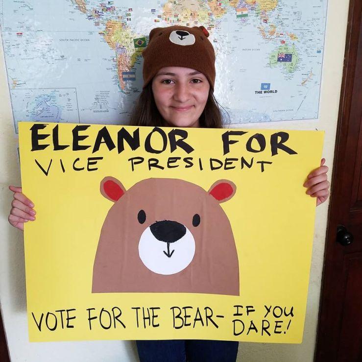 2018.06.05 Eleanor campaign